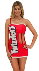 Sexy Twizzlers Costume