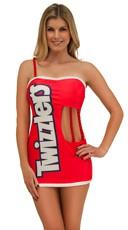 Sexy Twizzlers Costume