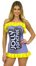 Purple Jolly Rancher Costume