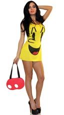 Pac Man Tank Dress Costume