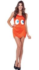 Pac Man Blinky Costume