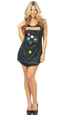 Pac Man Video Game Costume