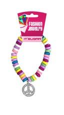 Candy Peace Bracelet