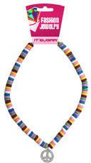 Candy Peace Necklace