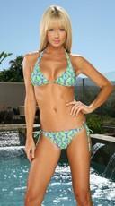 Green Punch Bikini