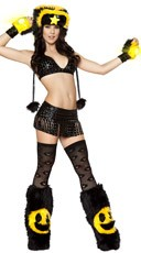 Bumble Bee Raver Set