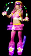 Shining Star Raver Set