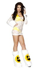 OMG Net Dress