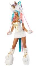 Josie Stevens Unicorn Costume