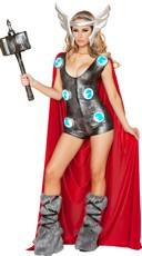 Norse Queen Costume