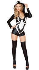 Web Spinner Spider Costume