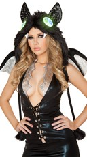 Bat Hood