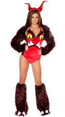 Sexy Devil Halloween Costume