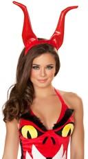 Devil Horn Headband