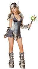 Deluxe Sexy Viking Costume