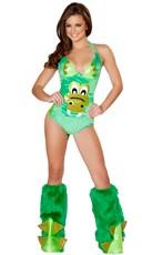 Sexy Crocodile Costume