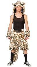 Men's Leopard Costume