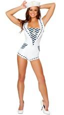 Blue Anchors Away Sailor Costume