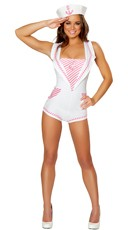 Cotton Candy Sailor Costume