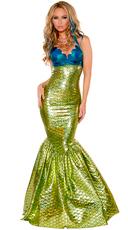 Sirena the Mermaid Costume