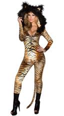Tempting Tiger Costume