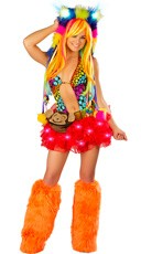 Kandi Girl Ravewear Set