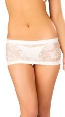 Paisley Lace Skirt