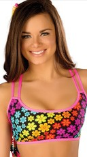 Darling Daisy Multi String Top