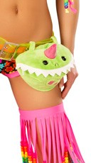 Plush Animal Fanny Pack