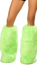 Super Fluff Furry Legwarmers