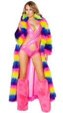 Rainbow Diva Rave Set