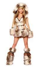 Deluxe Eskimo Costume