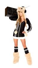 DJ Spinwheel Costume