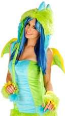 Deluxe Puff The Dragon Hood