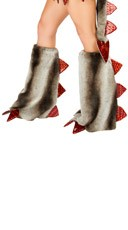 Deluxe Fire Breather Legwarmers