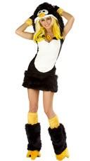 Deluxe Penguin Costume