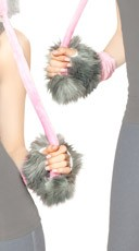 Deluxe Pink Elephant Gloves