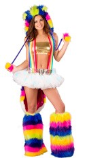 Deluxe Over the Rainbow Light-Up Costume