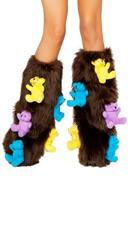 Dare Bear Leg Warmers