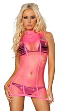 String Net Dress