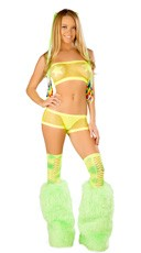 Green Goddess Rave Set
