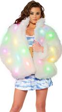 Cloudy Light-Up Coat Set