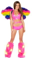 Rainbow Fairy Rave Set
