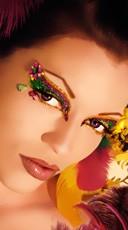 Mardi Gras Glitter Eye Kit