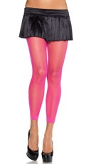 Hot Pink Footless Tights