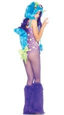 Flirty Gerty Monster Costume