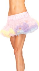 Mini Rainbow Petticoat