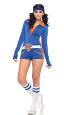 Knicks City Dancer Costume