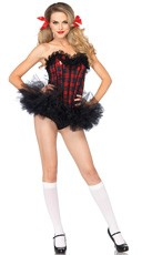 Easy A Schoolgirl Costume Kit