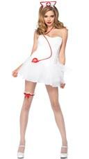 Nice Nurse Costume Kit
